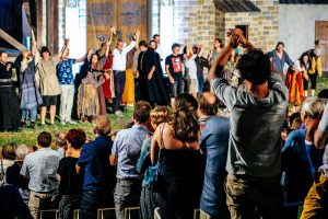 Das zahlreiche Publikum belohnte die Mühe der Mitwirkenden mit Standing Ovations. Foto: www.hmc-agency.at