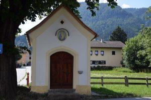 Die Riedhart-Kapelle wurde in den vergangenen Monaten saniert. Foto: Stadtgemeinde Wörgl