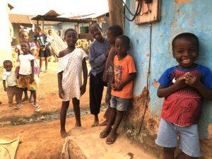 Mit Spenden aus Tirol wird die Not in Ghana gelindert. Foto: privat