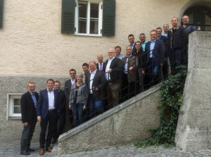 Sieben Gemeinden haben sich zur Umsetzung des Hochwasserschutzes am Brixenbach und an der Brixentaler Ache gemeinsam mit den Infrastrukturträgern zu einem Wasserverband zusammengeschlossen. © Marktgemeinde Hopfgarten i. B.