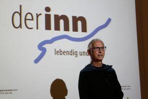 Der Inn einst und jetzt - Vortrag am 12.9.2019 im Wörgler Tagungshaus. Foto: Veronika Spielbichler