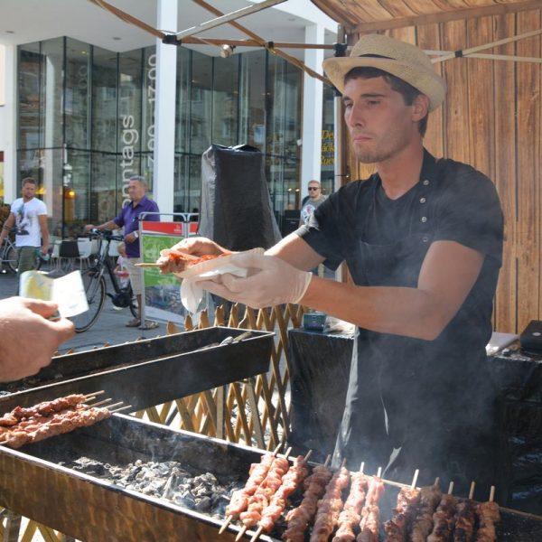 Streetfood-Festival Wörgl 2018. Foto: Veronika Spielbichler