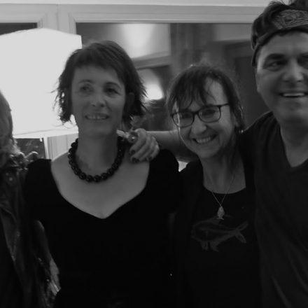 FISCH gastiert am Allerseelentag 2019 in der Komma Stage-Bar. Foto: FISCH facebook