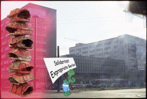 Am 18. Oktober 2019 wird die Ausstellung ADAPOST in der Galerie am Polylog eröffnet. Foto: co Stürmer/Lieberman
