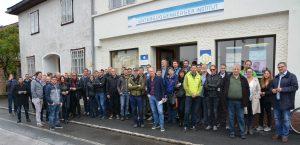 BautechnikerInnen-Treffen in Wörgl am 3. Oktober 2019. Foto: Veronika Spielbichler