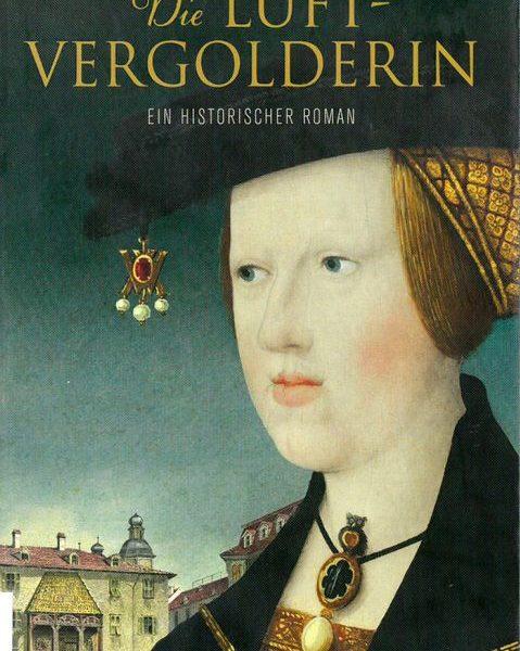 """Buchcover """"Die Luftvergolderin"""". Foto: Haymon tb"""