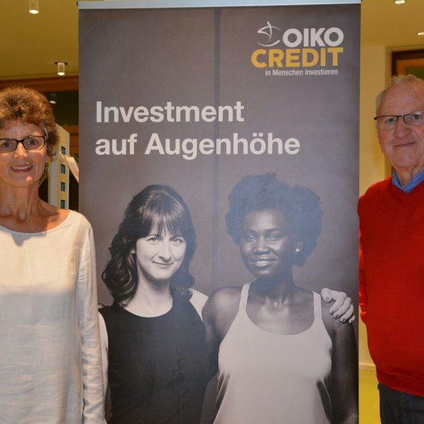 Oikocredit - Vortrag im Tagungshaus Wörgl am 11.10.2019. Foto: Veronika Spielbichler