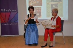 40 Jahre Frauentreff Wörgl am 4.10.2019. Foto: Veronika Spielbichler