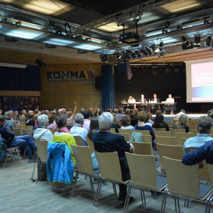 5G Mobilfunk Infoabend Komma Wörgl 17.10.2019. Foto: Veronika Spielbichler