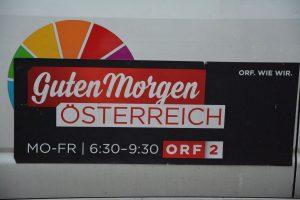 Guten Morgen Österreich am 16. Oktober 2019 aus Wörgl. Foto: Veronika Spielbichler