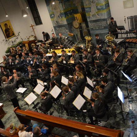 Herbstkonzert BMK Bruckhäusl am 19.Oktober 2019. Foto: Veronika Spielbichler