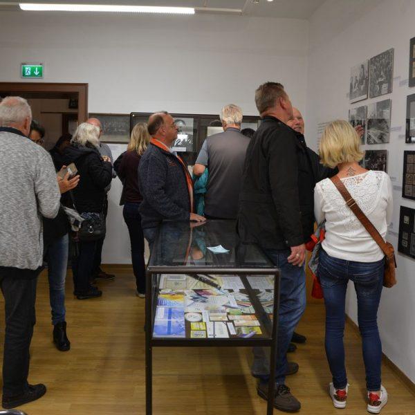 Lange Nacht der Museen im Wörgler Heimatmuseum am 5.10.2019. Foto: Veronika Spielbichler