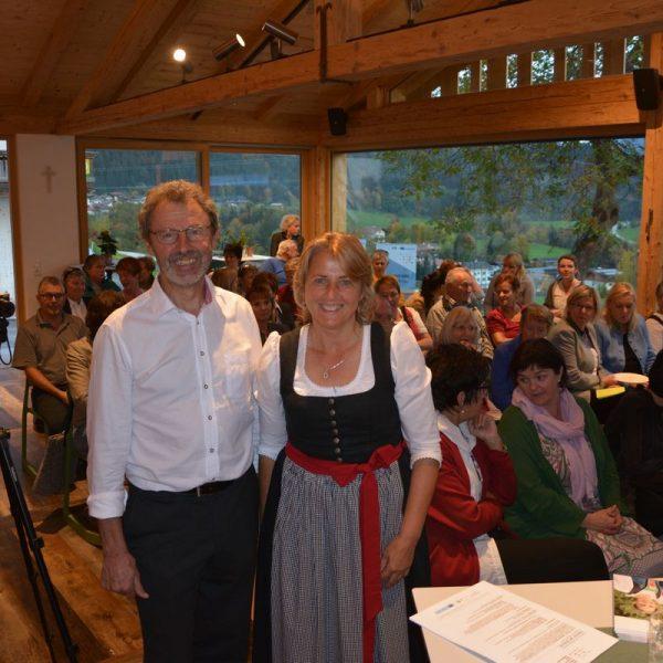 Tracht im Dialog und Hofführung am Oberluech-Hof in Bruckhäusl am 18. Oktober 2019. Foto: Veronika Spielbichler