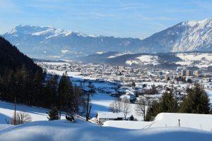Wörgl im Winter. Foto: Veronika Spielbichler