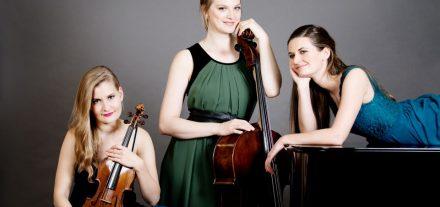 Das Trio Artio. Foto: Julia Wesely