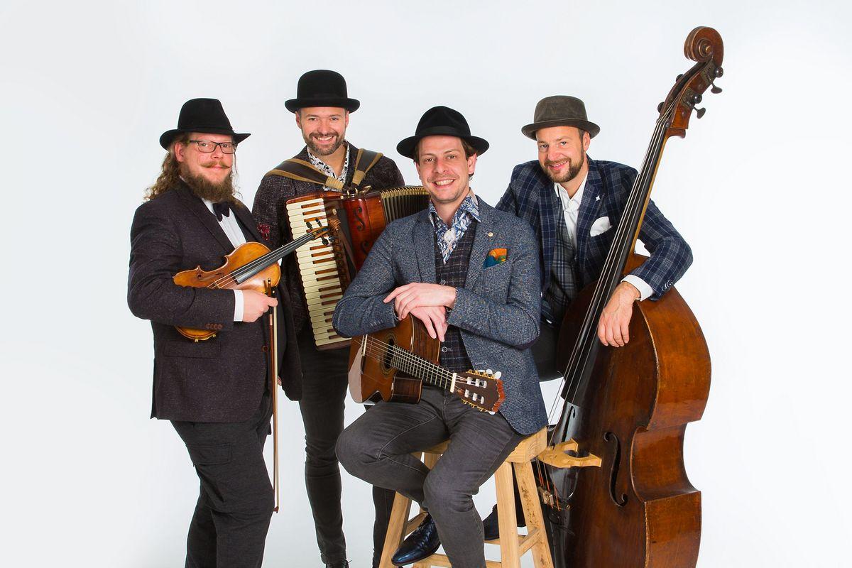 Das Tyrol Music Project. Foto: Michelle Hirnsberger