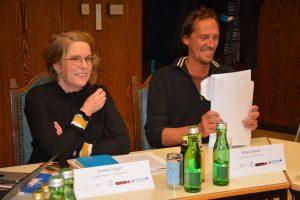 Interreg-Projekt Gemeinsam Grenzüberschreitend Geld & Gesellschaft Gestalten - Kick off am 5.11.2019. Foto: Spielbichler