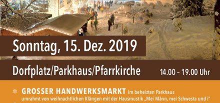 Kirchbichler Vorweihnacht 2019.