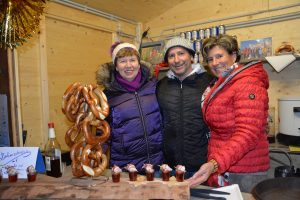 Christbaumfeier und Advent-Auftakt in Wörgl 29.11.2019. Foto: Veronika Spielbichler