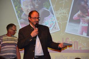 Benefizkonzert Grenzenlos helfen am 30.11.2019 im Komma Wörgl. Foto: Andi Madersbacher/Stadtgemeinde Wörgl