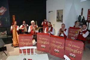 """Eröffnung """"Die Sailerei"""" im Haus der Musik in Wörgl am 14.12.2019. Foto: Veronika Spielbichler"""