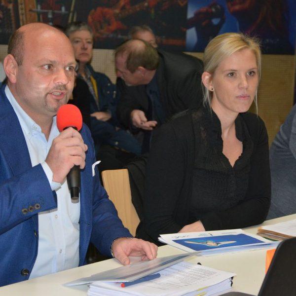 Wörgler Gemeinderat am 17. Dezember 2019. Foto: Veronika Spielbichler