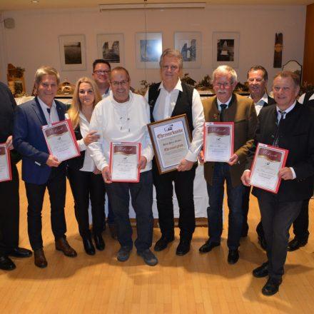 30 Jahre Wörgler Krippeler - Jubiläumsfeier und Krippenausstellung im Tagungshaus Wörgl 2019. Foto: Veronika Spielbichler