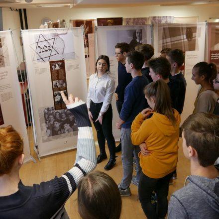 Die Anne Frank-Ausstellung ist von 26.-28. Jänner 2020 in der ZONE Wörgl zu sehen. Foto: Aaron Peterer