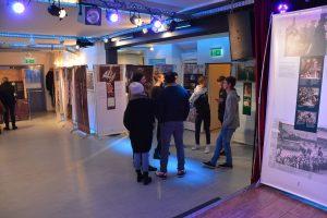 Anne Frank - eine Geschichte für heute, Ausstellung in der Zone Wörgl von 26.-28.1.2020. Foto: Veronika Spielbichler