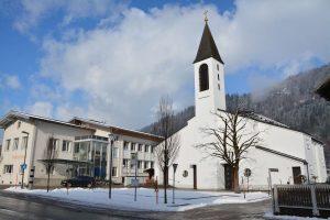 Arno Kecht 90 Jahre - Gottesdienst und Agape in Bruckhäusl am 19.1.2020. Foto: Veronika Spielbichler