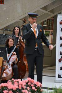 Neujahrskonzert Kammerorchester Wörgl am 12.1.2020. Foto: Veronika Spielbichler