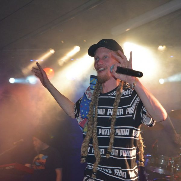 Rebel Musig & friends - support NOI 17. Januar 2020 im Komma Wörgl. Foto: Veronika Spielbichler