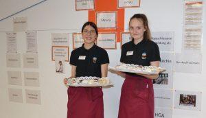 Süß präsentiert - die Ausbildungswege an der BFWörgl. Foto: BFWörgl