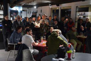 Bockbierfest am Aschermittwoch 2020 der Sozialinitiative Wörgler für Wörgler. Foto: Veronika Spielbichler