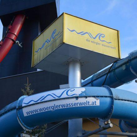 Wörgler Wasserwelt WAVE Februar 2020. Foto: Veronika Spielbichler