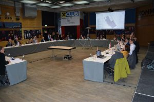 Wörgler Gemeinderat am 20. Februar 2020. Foto: Veronika Spielbichler