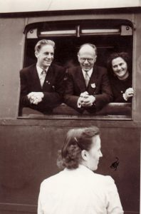 3. Freiwirtschaftlicher Kongress 1951 in Wörgl. Foto: Unterguggenberger Institut/Lia Rigler