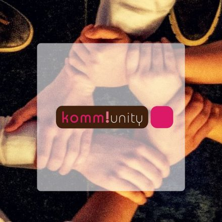 """Komm!unity richtet """"Gemeinsam statt einsam""""-Telefon-Hotline ein. Foto: Komm!unity"""