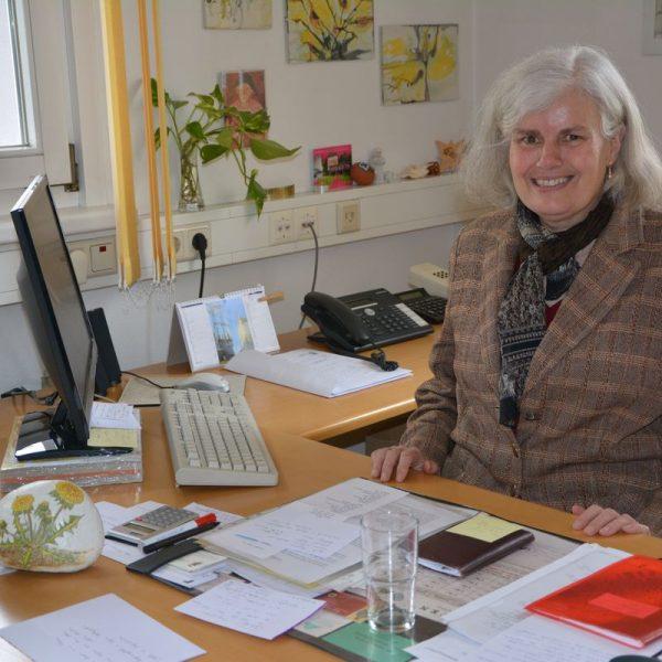 Mag.a Dr. Edith Bertel leitete das Wörgler Tagungshaus von 2004 bis März 2020. Foto: Veronika Spielbichler