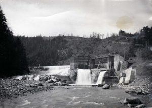 Wehranlage Einöden 1933. Foto: Diethard Raffl