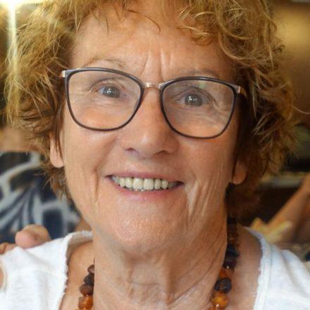 Helga Petzer feiert ihren 80. Geburtstag. Foto: Schwimmclub WörglHelga Petzer feiert ihren 80. Geburtstag. Foto: Schwimmclub Wörgl
