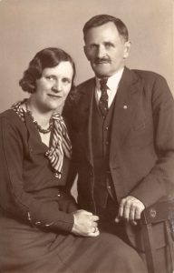 Rosa und Michael Unterguggenberger, ca. 1932. Foto: Unterguggenberger Institut
