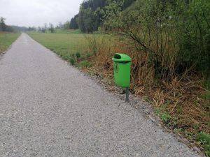 Ein Spazierweg, der intakte Natur zerstört - das kritisieren die Grünen im Bezirk Kufstein. Foto: Iris Kahn