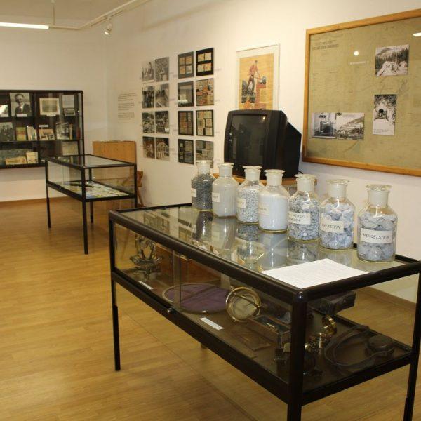 Das Wörgler Heimatmuseum ist heuer nur nach telefonischer Voranmeldung geöffnet. Foto: Veronika Spielbichler