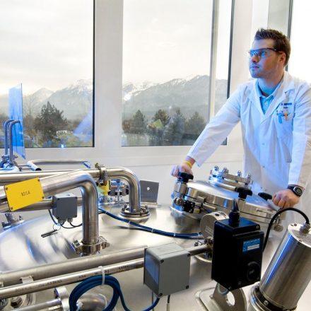 Novartis startet in Kundl eine neue Wirkstoffproduktion. Foto: Novartis