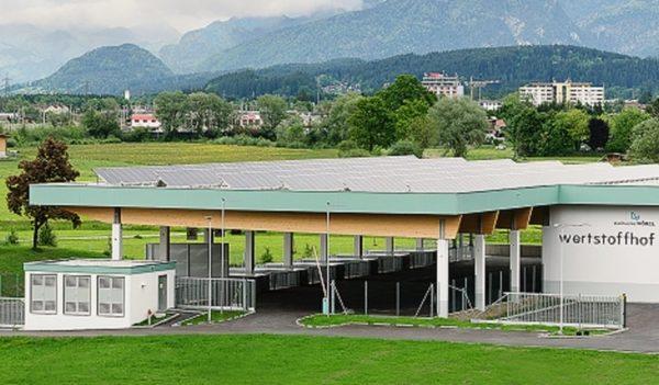 Der Wertstoffhof der Stadtwerke Wörgl nimmt ab 8. Mai 2020 den Normalbetrieb wieder auf. Foto: Hannes Mallaun