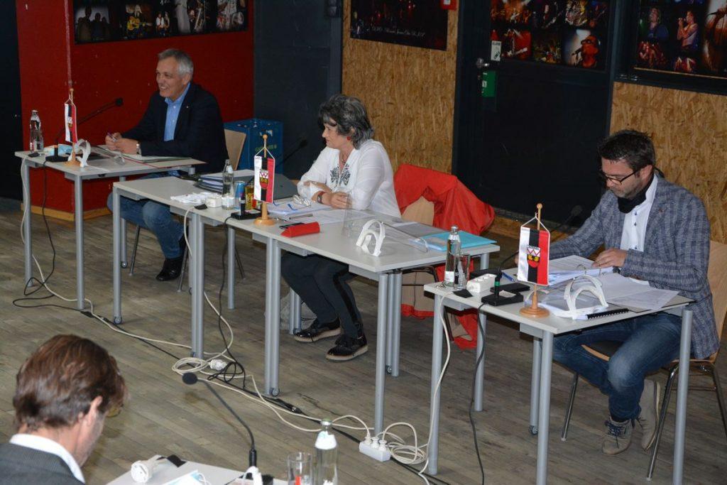 Wörgler Gemeinderat am 28.5.2020. Foto: Veronika Spielbichler