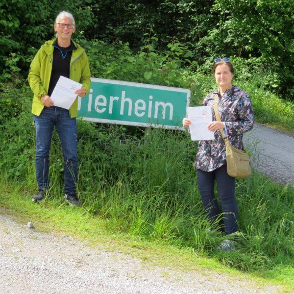 Die Wörgler Grün-Gemeinderäte Richard Götz und Christine Mey schlagen vor, das Tierheim zu unterstützen - mittels Vezicht auf die Hundesteuer für Tiere, die aus dem Tierheim adoptiert werden. Foto: Wörgler Grüne