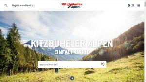 Beim Digitalisierungsprojekt arbeiteten vier Tourismusverbände zusammen. Foto: Kitzbühler Alpen