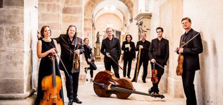 Das Thüringer Bach Collegium. Foto: Jan Kobel